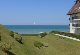 Apartment in Cabourg, France