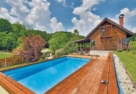 Villa in Seketin, Croatia