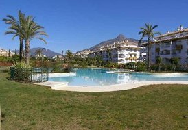 Super value apartment 5 mins walk to Puerto Banus