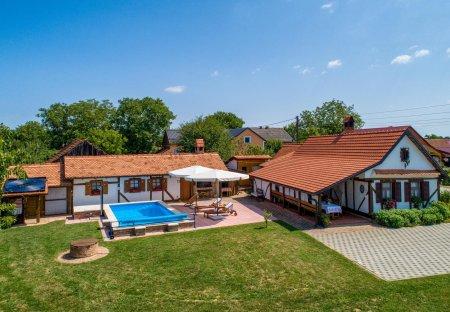 Villa in Trema, Croatia