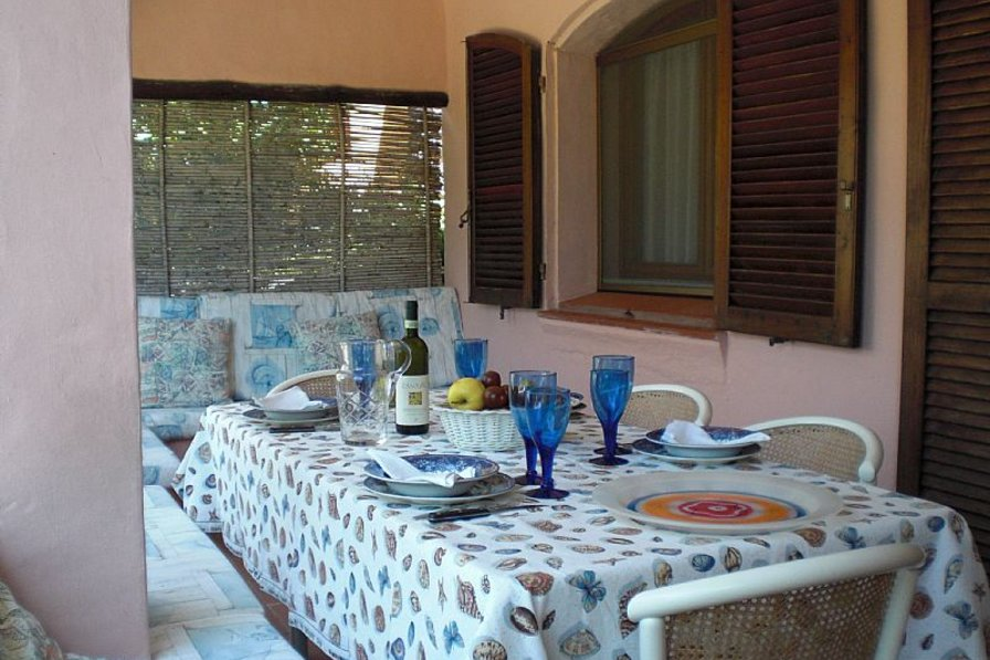Cottage in Italy, Liscia di Vacca: Terrace