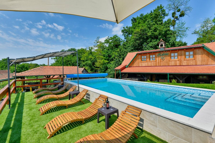 Villa in Croatia, Gorkovec