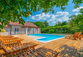 Villa in Krivodol, Croatia