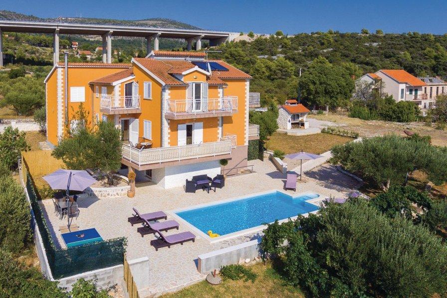 Apartment in Croatia, Dubrava Kod Šibenika