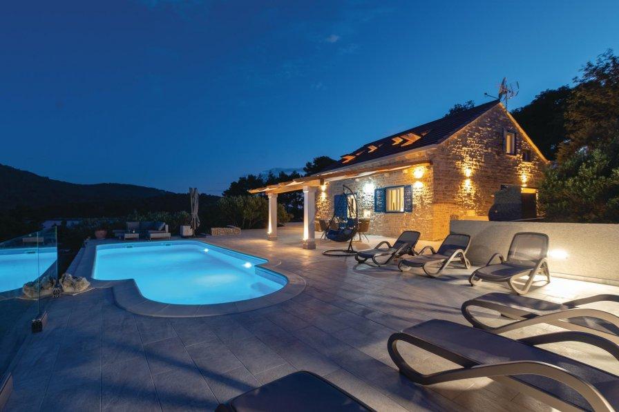 Villa in Croatia, Uvala Gradina