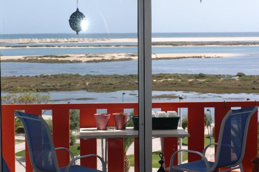 Owners abroad Flat Ria Formosa