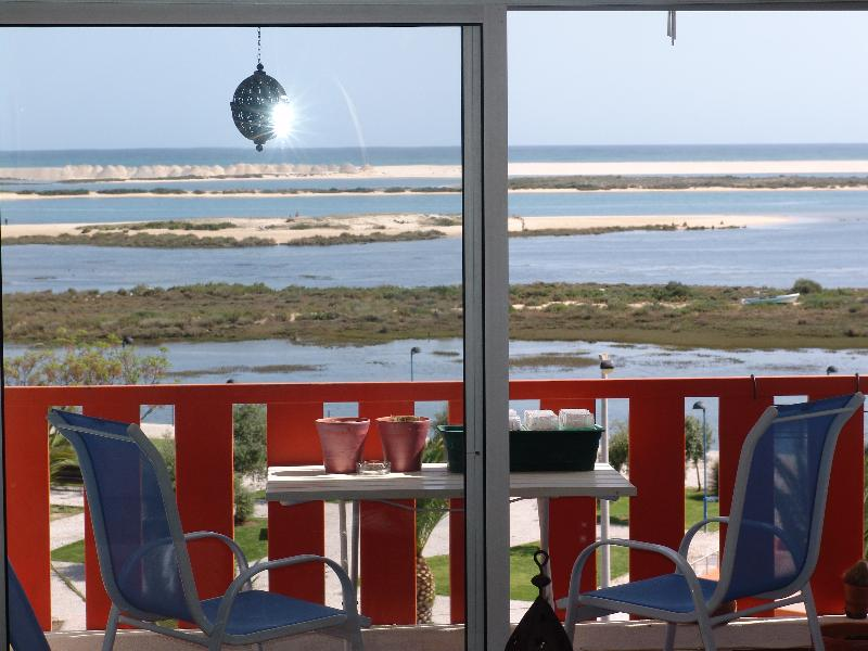Apartment in Portugal, Fuseta: Stunning view over the Ria Formosa Natural Park