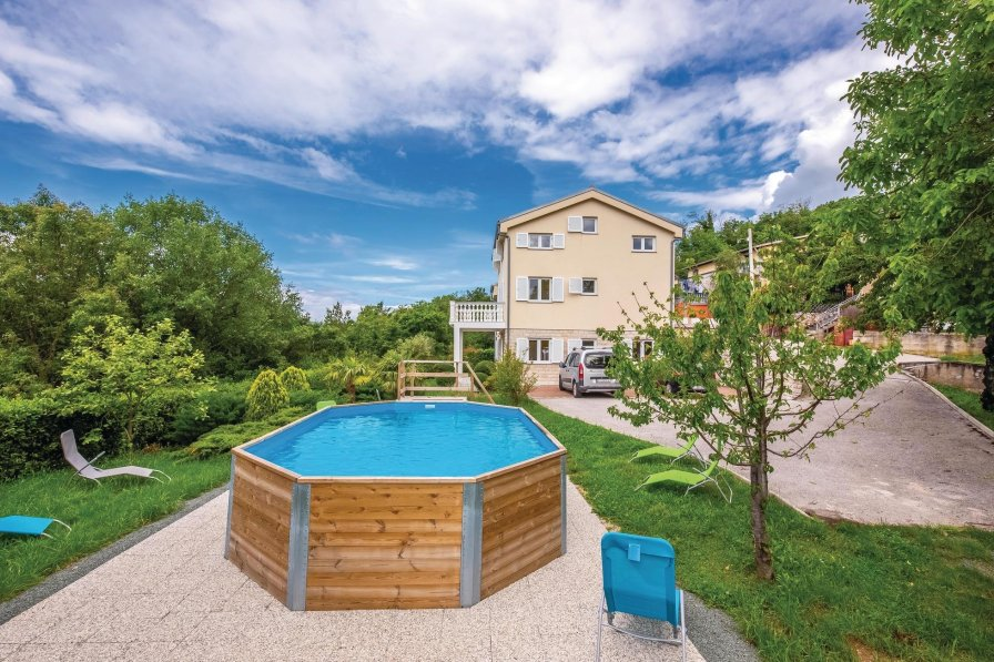 Villa in Croatia, Grižane-Belgrad