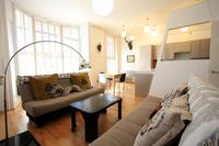 Apartment in United Kingdom, Brighton & Hove: Lounge/diner