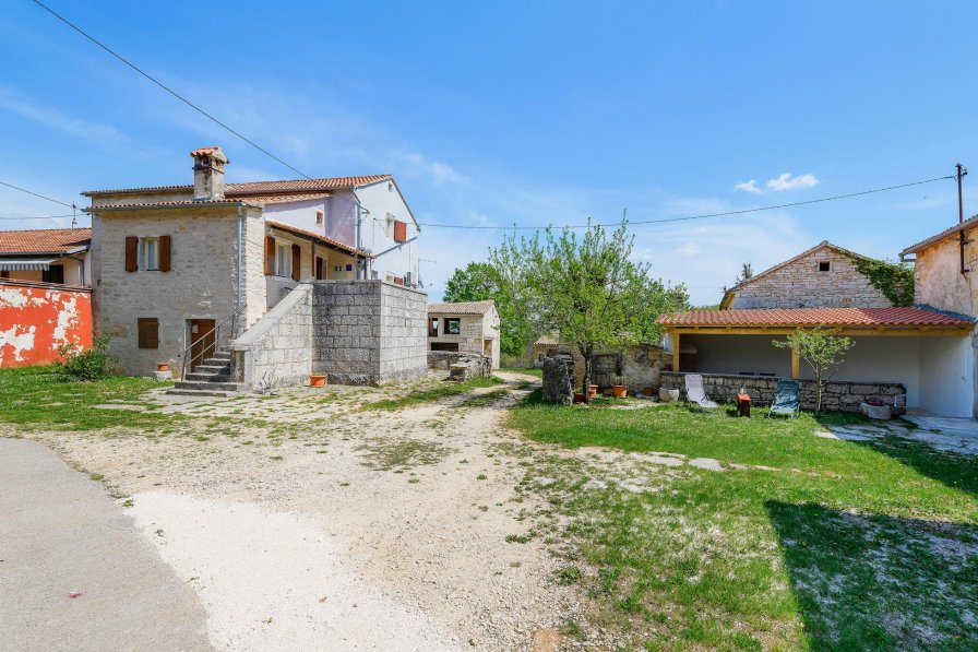 Villa in Croatia, Bertoši