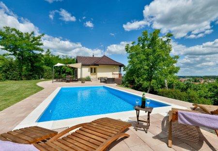 Villa in Ludbreg, Croatia