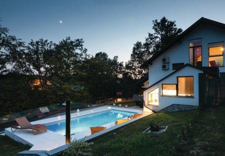 Villa in Ozalj, Croatia