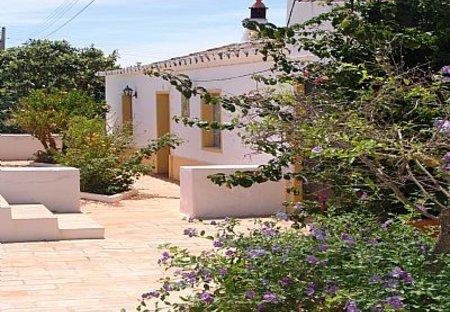 Country House in Amaro Gonçalves, Algarve: main entrance