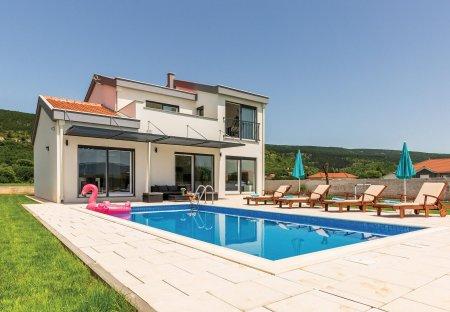 Villa in Postranje, Croatia