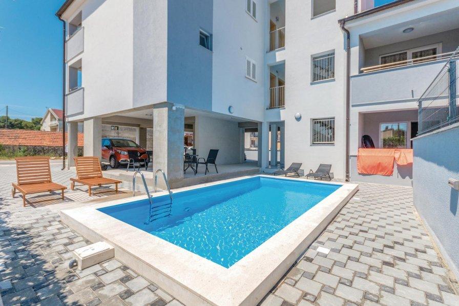 Owners abroad Apartment to rent in Biograd na Moru, Croatia