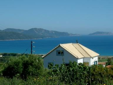 Apartment in Greece, Messinia: house with view