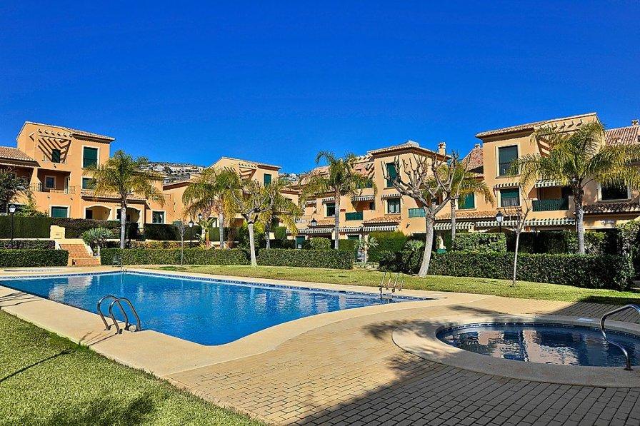 Apartment in Spain, Aduanas