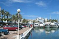 Villa in Spain, Laguna Beach: Estepona Marina. Great restaurants and bars!