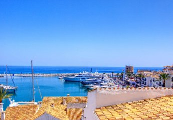 3 bedroom Apartment for rent in Puerto Banus