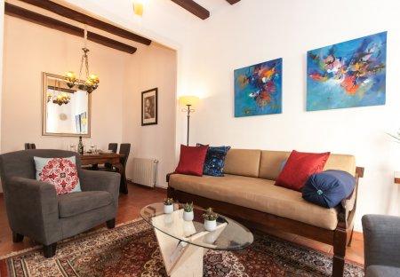 Apartment in Sant Pere, Santa Caterina I La Ribera, Spain