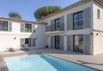 4 bedroom Villa for rent in Gulf of Saint-Tropez