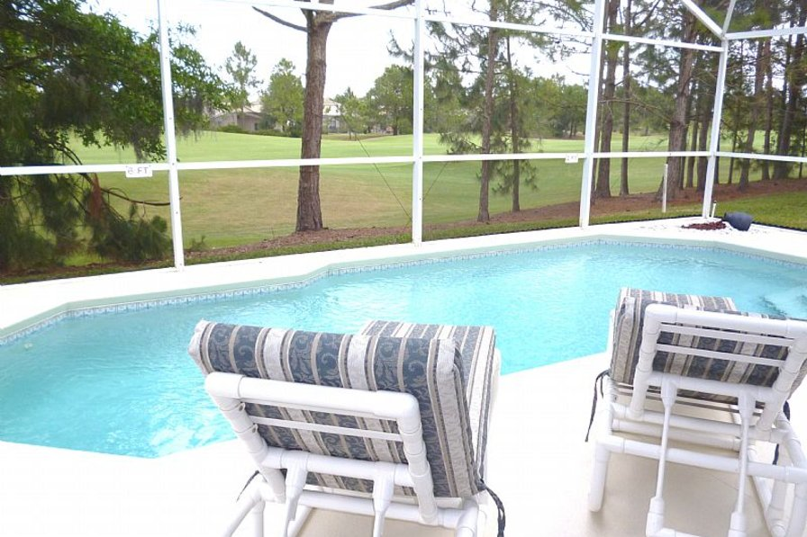 Villa in USA, Southern Dunes: NEW 2012!! SOAK UP THE SUN ON THE REPAINTED POOLDECK