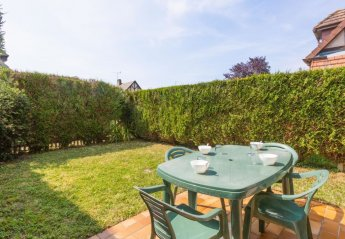 2 bedroom Villa for rent in Cabourg