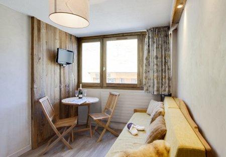 Studio Apartment in Tignes, France