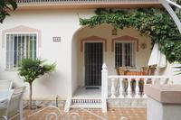 Bungalow in Spain, Dona Pepa: The front entrance to the property.