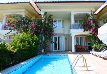 5 bedroom Villa for rent in Calis
