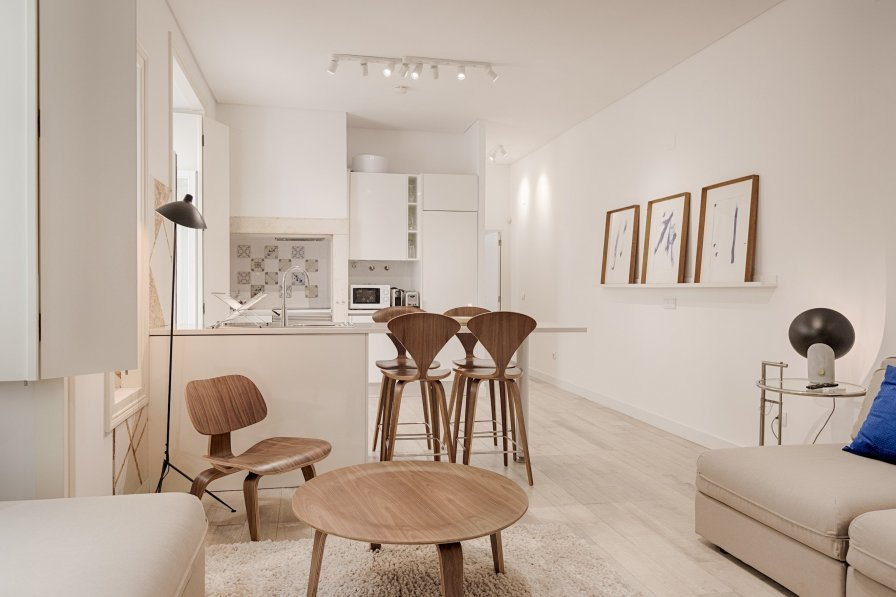 Apartment in Portugal, Săo Vicente de Fora