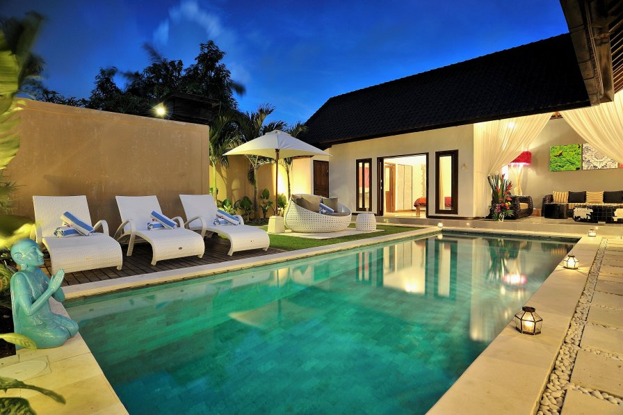 Owners abroad VILLA CAPRI · Best location in Seminyak you can find!!