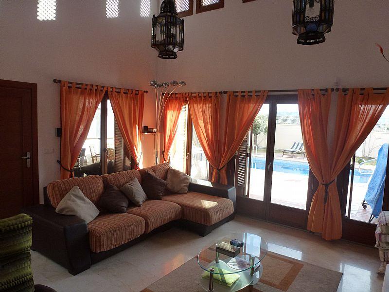 Villa in Spain, El Valle Golf Resort: Lounge