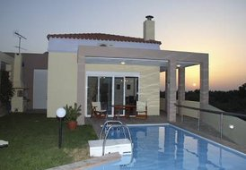 3 bedroom luxury villa in Rethymno - Crete