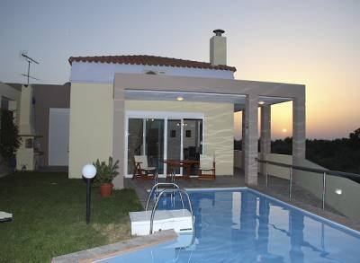 Owners abroad 3 bedroom luxury villa in Rethymno - Crete