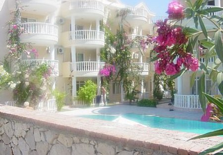 Apartment in Yenihisar, Turkey: Pool