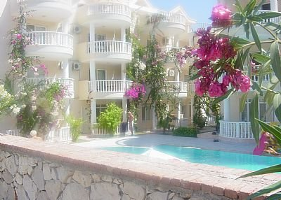 Apartment in Turkey, Yenihisar: Pool