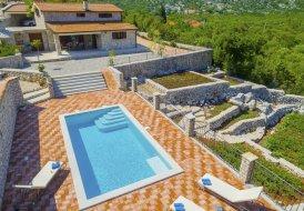 Villa in Duge Njive, Croatia