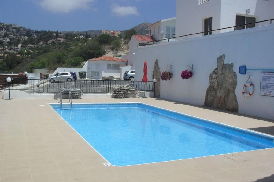 Apartment To Rent In Coral Bay Cyprus With Shared Pool