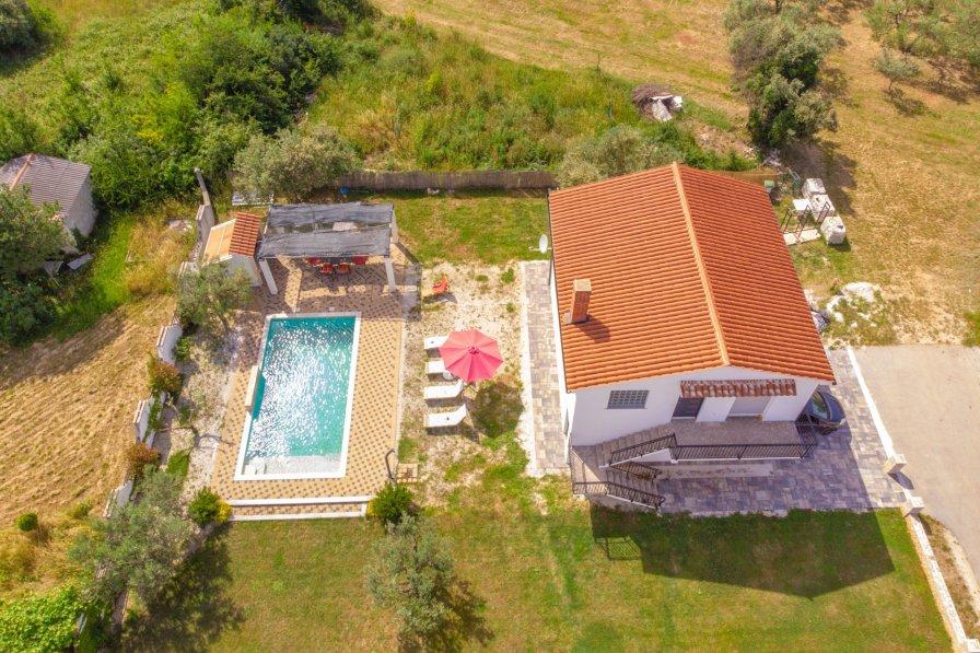 House in Croatia, Galižana