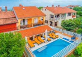 House in Banjole, Croatia