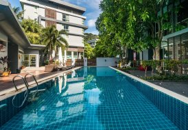 Studio Apartment in Patong beach, Phuket