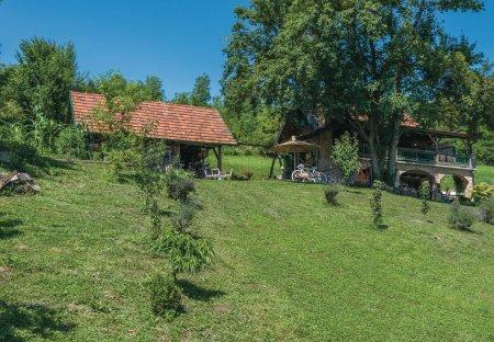 Villa in Sekirišće, Croatia
