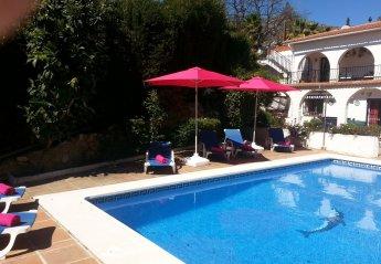 4 bedroom Villa for rent in Mijas