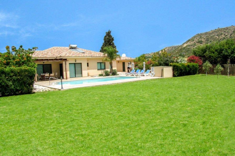 Owners abroad Villa Votsalo