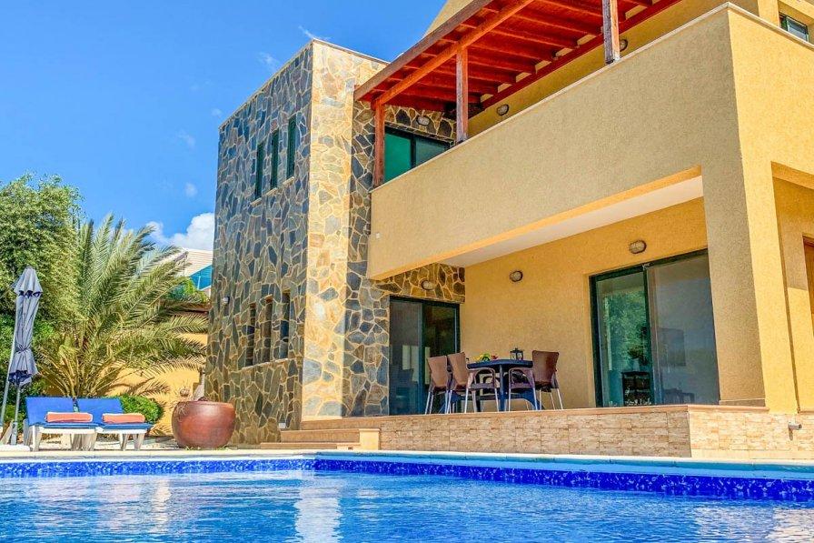 Owners abroad Villa Paralaki