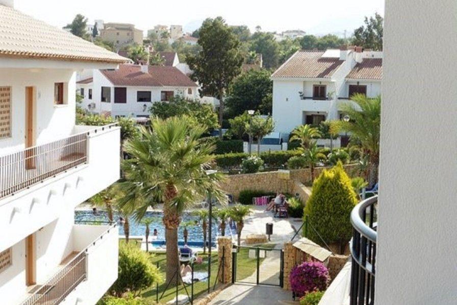 Apartment in Spain, Foia L'Om