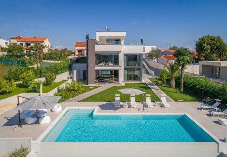 Villa in Vintijan, Croatia: Villa PS Deluxe