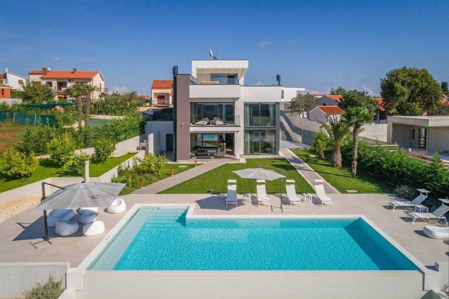 Villa in Croatia, Vintijan: Villa PS Deluxe