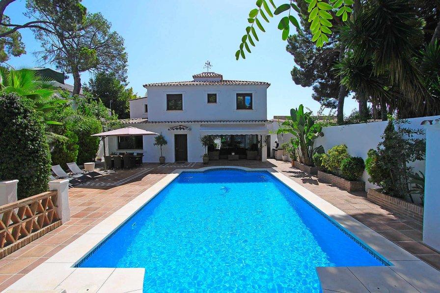 Chalet in Spain, Marbella
